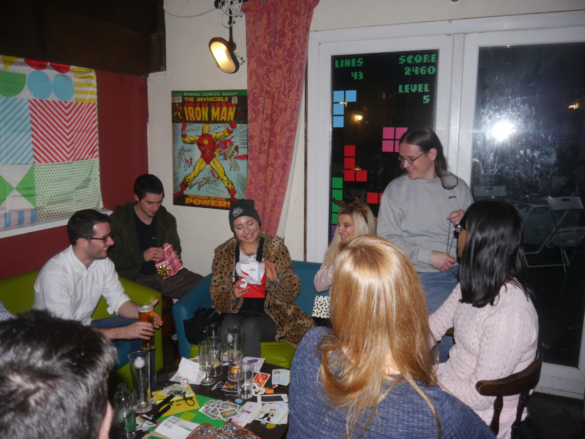 GeekOut Bristol Meet: January 11th – New Year's Resolutions