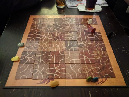 Tied in Tsuro