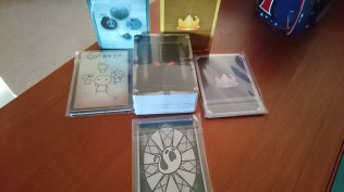 The card contents
