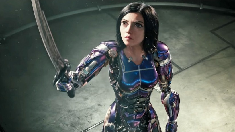 Review – Alita: Battle Angel