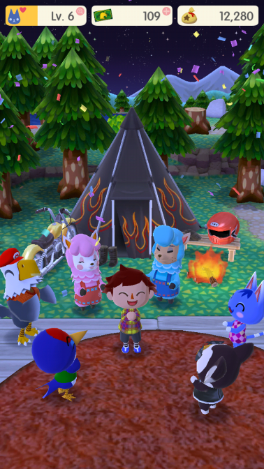 Pocket Camp 18