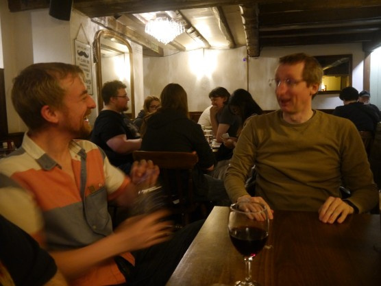 GeekOut Bristol Meet 1