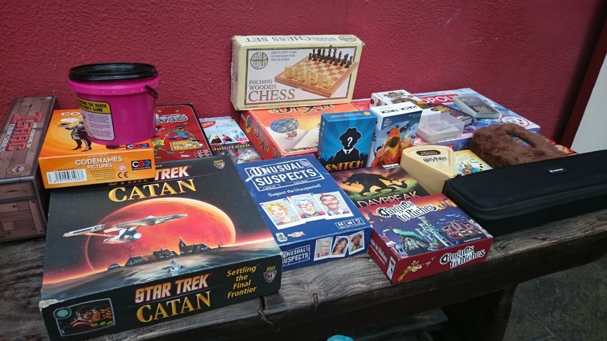 GeekOut Bristol Meet – June 8th: Newbie's Guide to Board Gaming