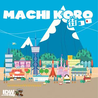 Card Game Review: Machi Koro (With Harbour Expansion)