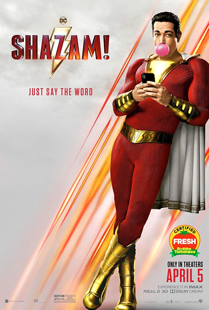 Film Review – Shazam!