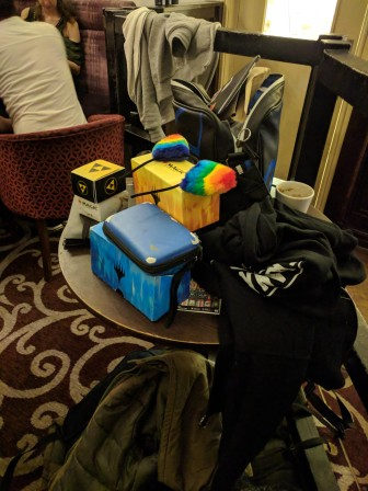 Mostly Murray's stuff