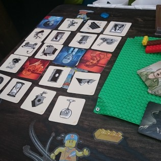 Codenames Pictures - Spymasters try to make their minions guess correctly!