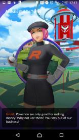 Pokémon Go Team GO Rocket 2