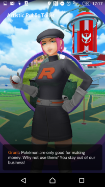 Pokémon Go Team GO Rocket 2