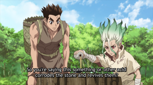 Dr STONE 9