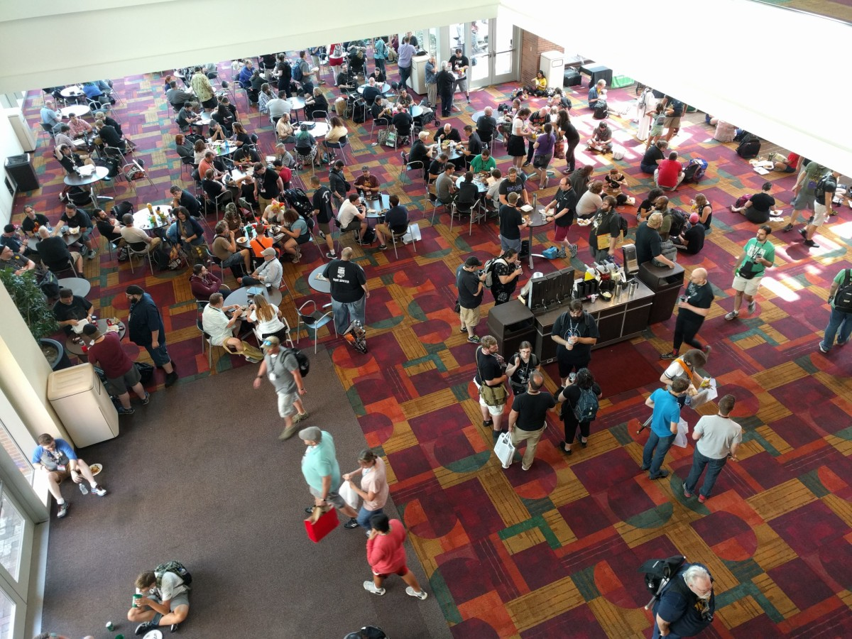 Gencon 2019 – A Foreigner's Guide