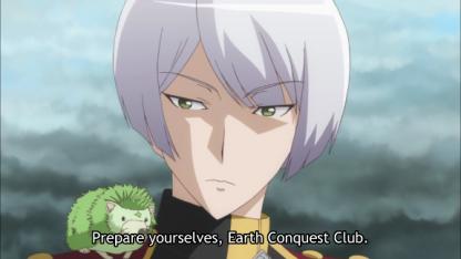 Cute High Earth Defense Club LOVE! 35