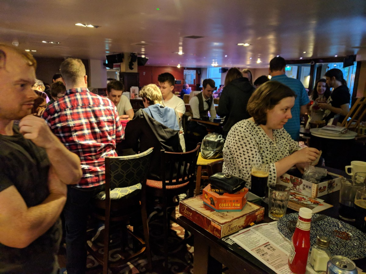 GeekOut Shrewsbury September '19 – Wizard Club