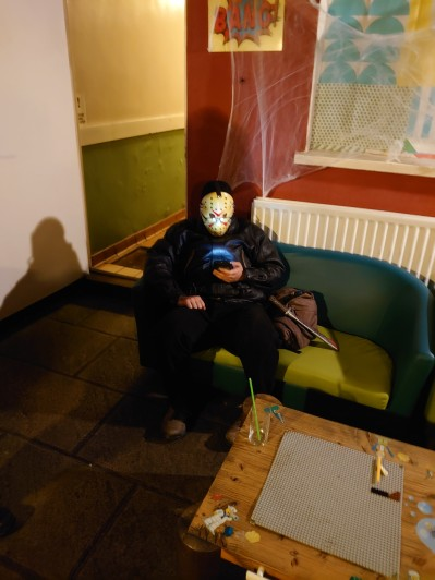 """Jason was """"just chilling"""""""