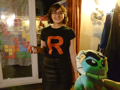 Team Rocket makes an appearance!