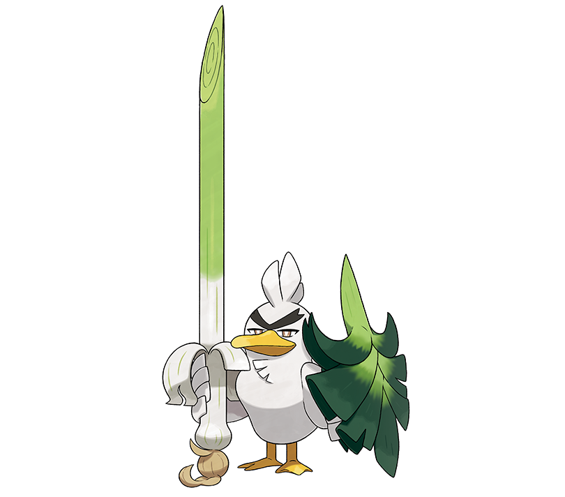 Pokémon Sword & Shield Designs LookGreat!