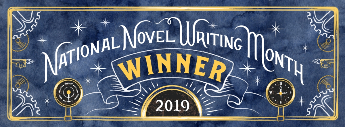 NaNoWriMo 2019 Officially Finishes Tomorrow