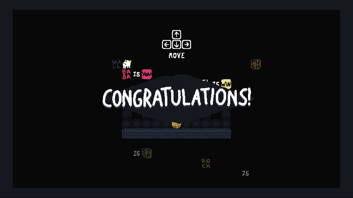 Video Game Review: Baba IsYou