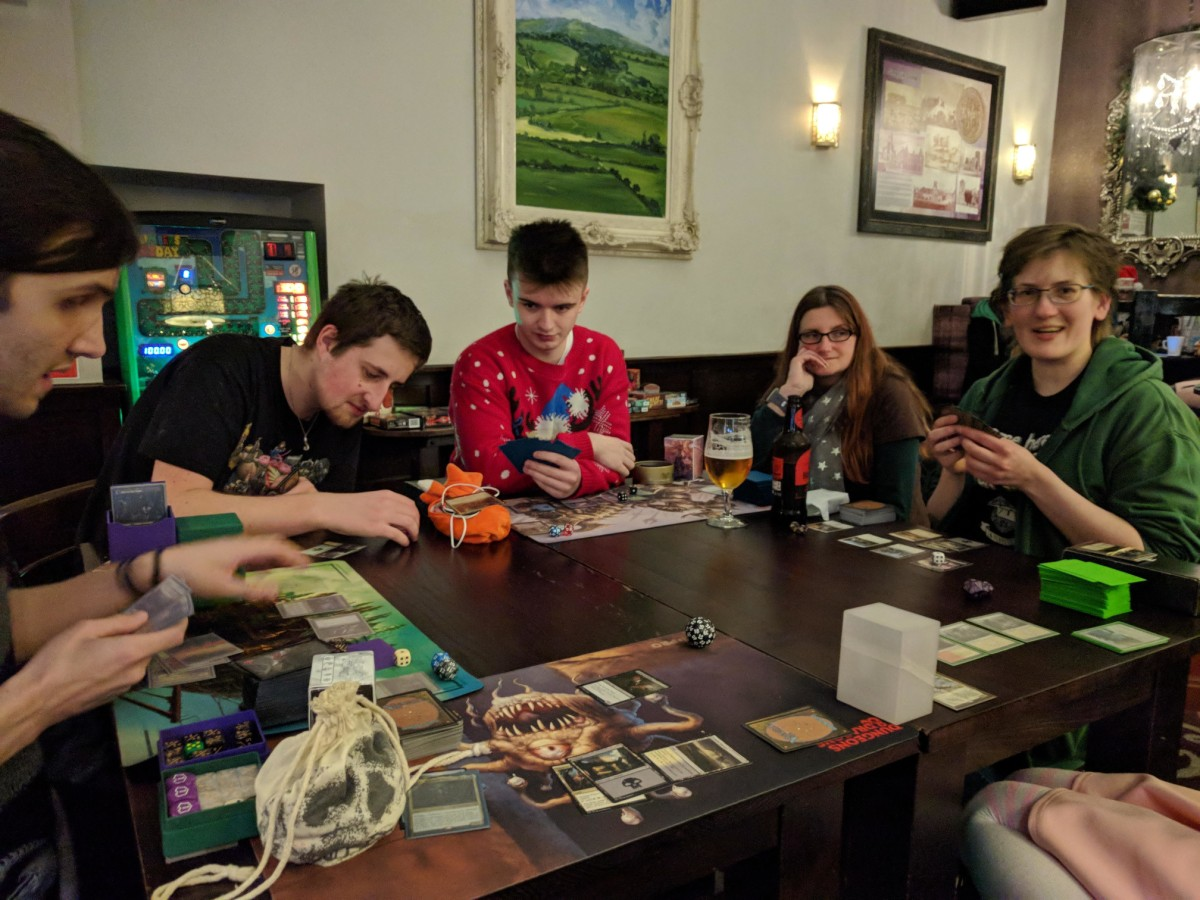GeekOut Shrewsbury Meet – December: GiftWrapped